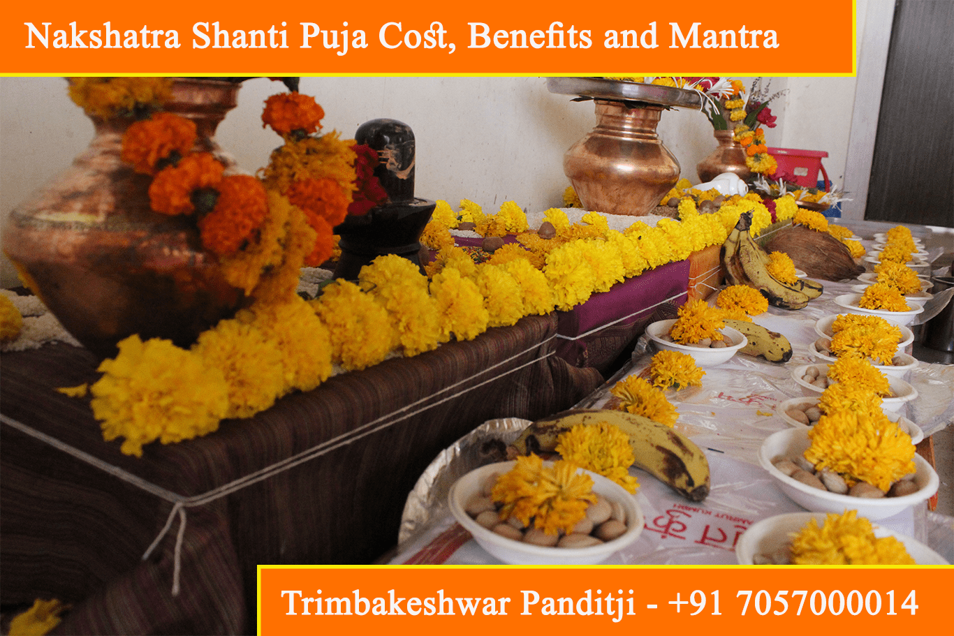 Nakshatra Shanti Puja Cost, Benefits With The Procedure And Mantra
